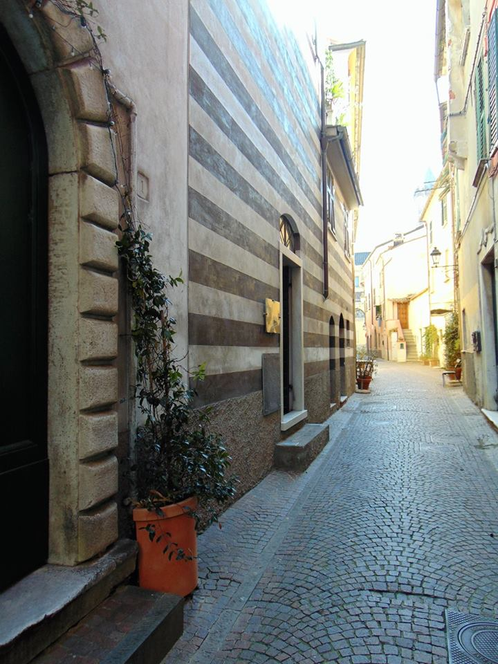 View on Via Rossi
